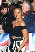 Alesha Dixon, Britain's Got Talent - London photocall, London Palladium, London UK, 29 January 2017, photo by Richard Goldschmidt