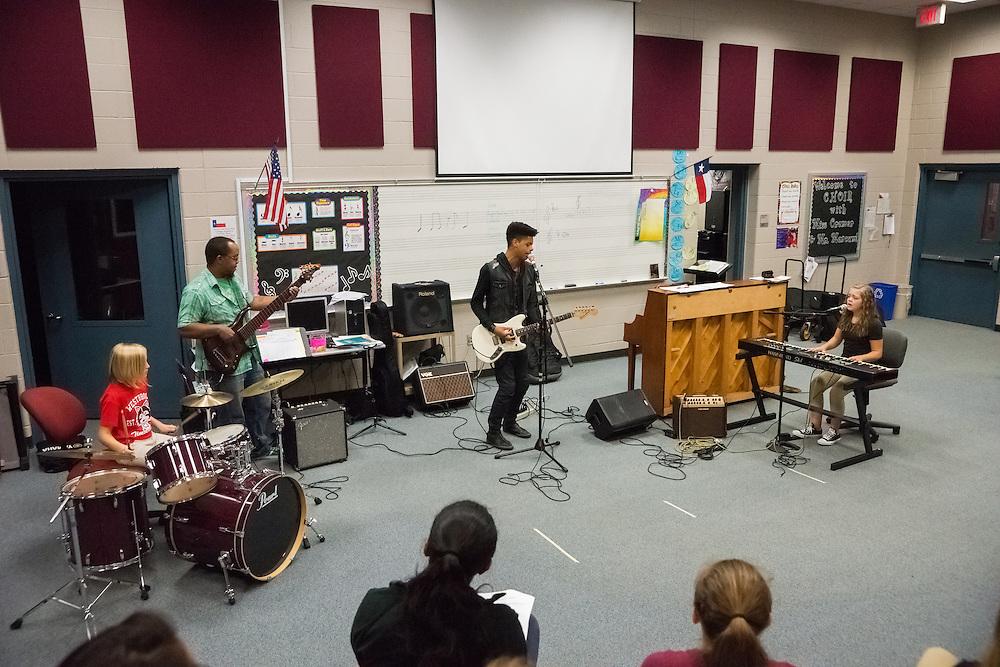 Westbrook Intermediate School, Friendswood, Texas