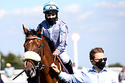 Attain ridden by Rose Dawes trained by Archie Watson - Mandatory by-line: Robbie Stephenson/JMP - 22/07/2020 - HORSE RACING - Bath Racecoure - Bath, England - Bath Races