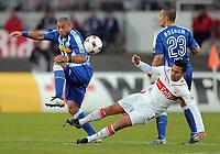 v.l. Joel Epalle , Elson , Shinji Ono VfL<br /> Bundesliga VfB Stuttgart - VfL Bochum<br /> <br /> Norway only
