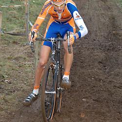 Sportfoto archief 2000-2005<br />2005 <br />Lars Boom pakt de titel in Zeddam bij de beloften