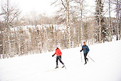 Nordic Skiing South Hills