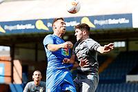 Jordan Keane. Stockport County FC 2-0 Curzon Ashton FC. Pre-Season Friendly. 12.9.20