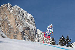 19.01.2013, Olympia delle Tofane, Cortina d Ampezzo, ITA, FIS Weltcup Ski Alpin, Abfahrt, Damen, im Bild Daniela Merighetti (ITA) // Daniela Merighetti of Italy in action during the ladies Downhill of the FIS Ski Alpine World Cup at the Olympia delle Tofane course, Cortina d Ampezzo, Italy on 2013/01/19. EXPA Pictures © 2013, PhotoCredit: EXPA/ Johann Groder