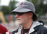 Lindenwood head football coach Dale Carlson.