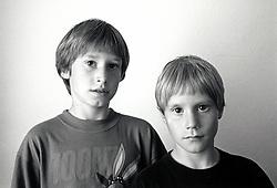 Two boys UK 1994