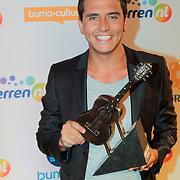 NLD/Den Bosch/20120920- Uitreiking Buma NL Awards 2012, Ouvre prijs voor Jan Smit