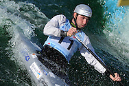 Canoe slalom world cup, Cardiff, day one, Friday 21st June 2013. pic by Andrew Orchard, Andrew Orchard sports photography