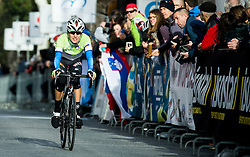 LAVRIČ Martin (SLO) of Slovenian National Team during the UCI Class 1.2 professional race 4th Grand Prix Izola, on February 26, 2017 in Izola / Isola, Slovenia. Photo by Vid Ponikvar / Sportida