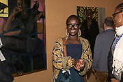 LYNETTE YIADOM-BOAKYE, OPENING OF THE GHANA PAVILION, Designed by David Adjaye, Opening of the Venice Biennale, Venice, 8 May 2019