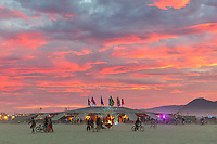 Magnificent skies at Center Camp