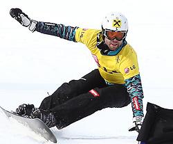 09.01.2011, Bad Gastein, AUT, FIS Weltcup Snowboard, Bad Gastein, im Bild Andreas PROMMEGGER (AUT) while competing in the LG Snowboard FIS World Cup 2011 in Bad Gastein..Foto: Sven Kiesewetter / SK-Foto.info