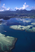 Kaneohe Bay, Oahu, Hawaii<br />