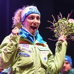 20170219: SLO, Events - Reception of World Champion in Downhill Ilka Stuhec