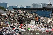 Trash<br /> Harbour<br /> Jakarta<br /> Indonesia
