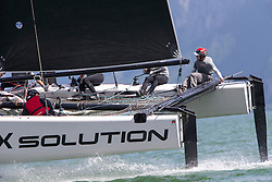 Team practice before the Austria Cup 2014 (28 May - 1 June 2014). Gmunden - Lake Traunsee - Austria.