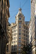 Calle Nuevo York, Santiago, Chile.