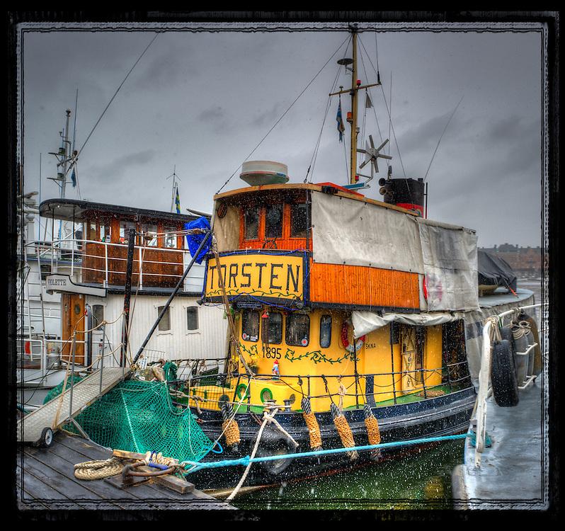 Steamship Torsten