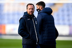 Bristol Rovers manager Ben Garner arrives at Shrewsbury Town - Mandatory by-line: Robbie Stephenson/JMP - 20/10/2020 - FOOTBALL - Montgomery Waters Meadow - Shrewsbury, England - Shrewsbury Town v Bristol Rovers - Sky Bet League One