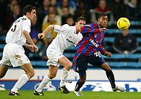 Photograph: Scott Heavey.<br />Crystal Palace v Nottingham Forest. Nationeide Division One. 13/12/2003.<br />Julian Gray makes a surprise return to the starting line-up after a loan spell at Cardiff