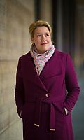 DEU, Deutschland, Germany, Berlin, 07.05.2021: Portrait von Bundesfamilienministerin Franziska Giffey (SPD).