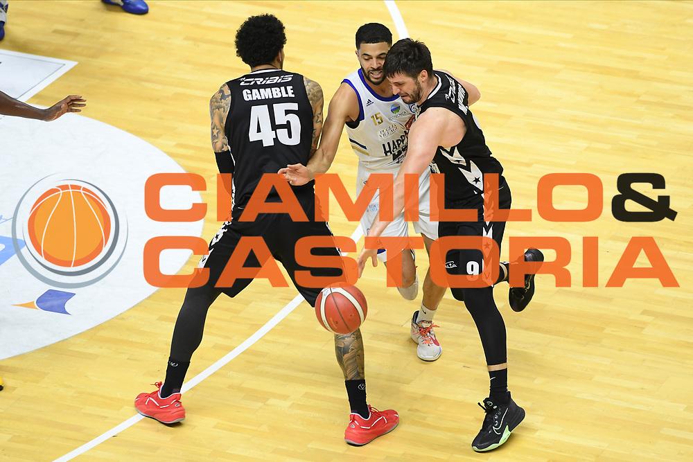 Happy Casa Brindisi - Segafredo Virtus Bologna<br /> Semifinali - Gara 2<br /> Legabasket Serie A UnipolSAI 2020/2021<br /> Brindisi, 25/05/2021<br /> Foto GiulioCiamillo/ Ciamillo-Castoria