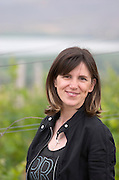 Artemis Toulaki, oenologist winemaker. Amyntaion wine cooperative, Amyndeon, Macedonia, Greece