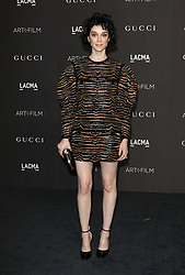 2018 LACMA ART+FILM Gala. 03 Nov 2018 Pictured: St Vincent. Photo credit: Jaxon / MEGA TheMegaAgency.com +1 888 505 6342