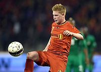 Fotball<br /> 05.03.2014<br /> Belgia v Elfenbenskysten<br /> Foto: Witters/Digitalsport<br /> NORWAY ONLY<br /> <br /> Kevin de Bruyne (Belgien)<br /> Fussball, Laenderspiel, Belgien - Elfenbeinkueste 2:2