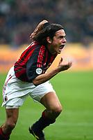 Milano 22/3/2003<br />Milan-Juventus 2-1<br />Filippo Inzaghi