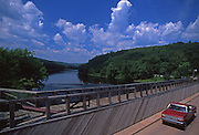 Roebling Bridge, Upper Delaware Recreation and Scenic River, Pike Co., PA