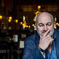 Nederland, Amsterdam, 23 mei 2016.<br /> Werner Vogels is de Chief Technology Officer en vicepresident van Amazon.com. Hij is de enige bestuurder behalve Amazon's CEO Jeff Bezos die publiekelijk mag spreken uit naam van Amazon.<br /> <br /> Werner Vogels is the Chief Technology Officer and Vice President of Amazon.com<br /> <br /> <br /> Foto: Jean-Pierre Jans