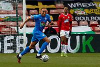 Lois Maynard. Wrexham AFC 0-3 Stockport County FC. Vanarama National League. The Racecourse Ground. 10.4.21