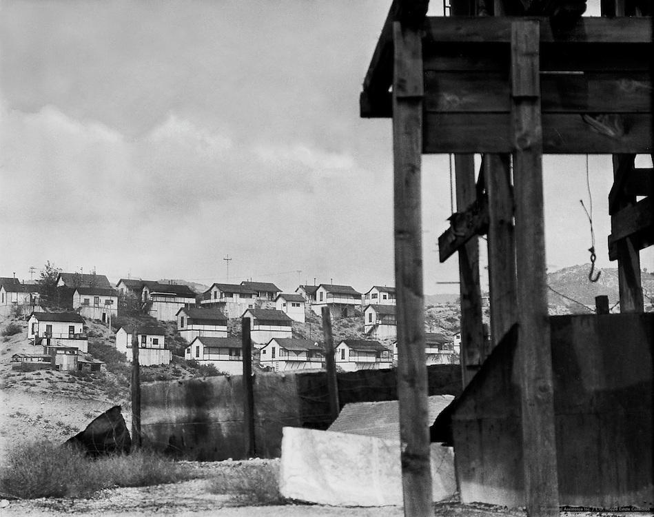Hillside View, Superior City, Arizona, 1926