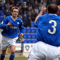 St Johnstone FC March 2004