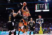 Jaime Smith of Banco di Sardegna Sassari   <br /> Banco di Sardegna Sassari - Happy Casa Brindisi<br /> Postemobile Final Eight 2019 Zurich Connect<br /> Basket Serie A LBA 2018/2019<br /> FIRENZE, ITALY - 16 February 2019<br /> Foto Mattia Ozbot / Ciamillo-Castoria