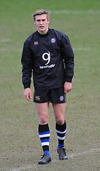 Bath's Will Flinn.  - Mandatory byline: Alexander Davidson - 30/01/2016 - Rugby - Sandy Park - Exeter, England - Exeter Chiefs Under 18's v Bath Rugby U18's - U18's League