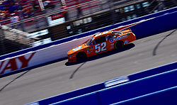 March 16, 2019 - Fontana, California, U.S. - FONTANA, CA - MARCH 16:  David Starr (52) Chasco Chevrolet on the track during the NASCAR Xfinity Series  race on March 16, 2019 at Auto Club Speedway in Fontana, CA.  (Photo by Lyle Setter/Icon Sportswire) (Credit Image: © Lyle Setter/Icon SMI via ZUMA Press)