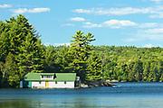 Lake Rosseau, Near Rosseau, Ontario, Canada