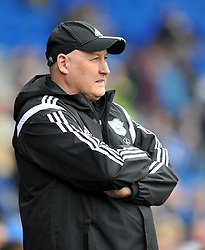 Cardiff City Manager Russell Slade - Mandatory by-line: Paul Knight/JMP - Mobile: 07966 386802 - 12/03/2016 -  FOOTBALL - Cardiff City Stadium - Cardiff, Wales -  Cardiff City v Ipswich Town - Sky Bet Championship