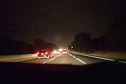 De Interstate 80 tussen Reno en San Francisco.<br /> <br /> The Interstate 80 between Reno and San Francisco.