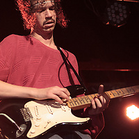 Darwin Deez (real name Darwin Smith )performing live at Sound Control, Manchester, 2013-02-15