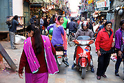 Napal People and Streets