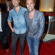 NLD/Amsterdam/20151019 - Premiere Fatal Attraction, Mike Starink en ......
