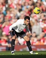 20120226: LONDON, UK - Barclays Premier League 2011/2012: Arsenal vs Tottenham.<br /> In photo: Tottenhams Sandro in action.<br /> PHOTO: CITYFILES
