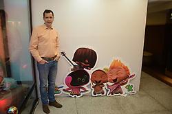 August 26, 2017 - Pré-estreia da nova série do Discovery Kids, Mini Beat Power Rockers, 26 de agosto. No Kinoplex Shopping Vila Olímpia – SP. -  Foto: Adriano Schmid - Diretor de produção do Discovery Kids) (Credit Image: © Roberto Casimiro/Fotoarena via ZUMA Press)