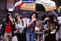 hotdogs, NYC