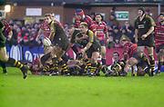 Gloucester, Gloucestershire, UK., 04.01.2003, Trevor LEOTA, Zurich Premiership Rugby match, Gloucester vs London Wasps,  Kingsholm Stadium,  [Mandatory Credit: Peter Spurrier/Intersport Images],