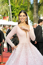 May 22, 2019 - Cannes, France, France - Iris Mittenaere at 'The Gangster, The Cop, The Devil' Premiere during 72nd Cannes Film Festival 2019. (Credit Image: © Camilla Morandi/IPA via ZUMA Press)