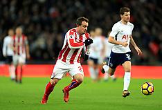 Tottenham Hotspur v Stoke City - 09 Dec 2017